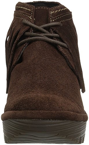 Fly London Women's Yank774fly Boots Brown (Expresso/Dk. Brown) gzQ8JnaeJq