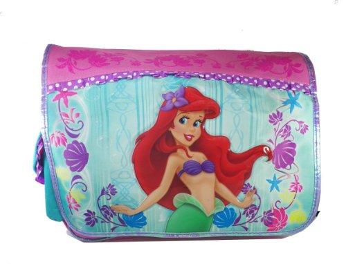 Pink und T¨¹rkis Ariel Messenger Bag - kleine Meerjungfrau Laptoptasche 1aRpOy