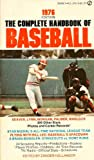 img - for The Complete Handbook of Baseball 1976: 1976 Edition book / textbook / text book