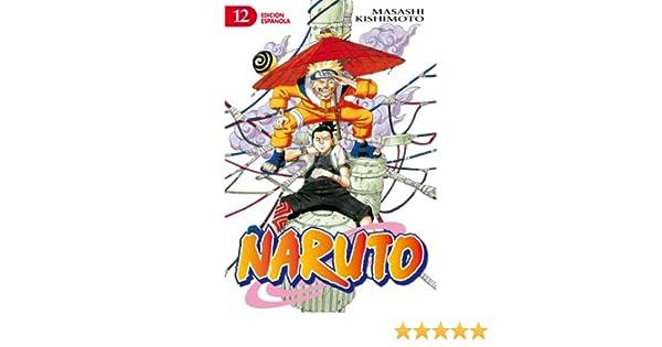 Naruto nº 12/72 (EDT) (Manga Shonen): Amazon.es: Masashi ...