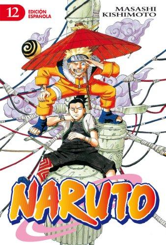 Descargar Libro Naruto Nº 12/72 Masashi Kishimoto