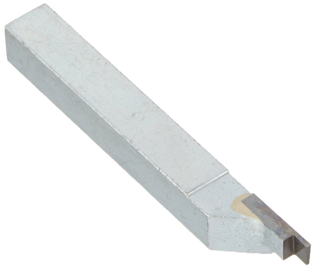 American Carbide Tool Carbide-Tipped Pointed Nose Utility Tool Bit Neutral