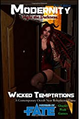 Wicked Temptations for Modernity (Fate Edition) B&W: Fight the Darkness Paperback