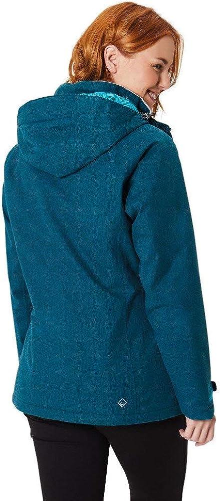 Regatta Womens Highside Iii Waterproof and Breathable Insulated Jacket