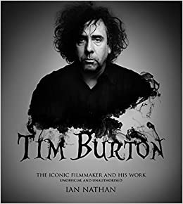 Image result for tim burton ian nathan book cover