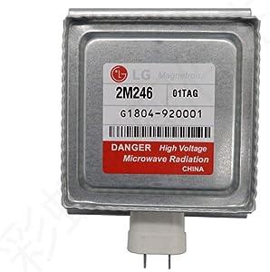 OYSTERBOY Genuine LG 6324W1A001L 6324W1A001B AP6316906 2M246 Microwave Oven Magnetron