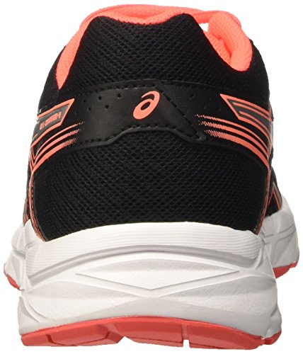 Coral Running Gel 4 Asics Scarpe Flash Black Donna Nero Silver Contend wqUAxBC