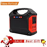 Portable Generator Power Inverter 42000mAh 155Wh Rechargeable...