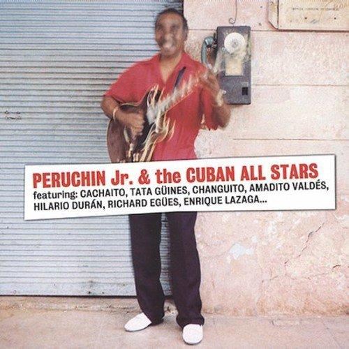 Descarga Dos -  PERUCHIN JR & CUBAN ALLST, Audio CD