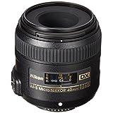 Nikon 40mm F/2,8G AF-S DX Micro NIKKOR lente para Nikon Cámaras réflex digitales