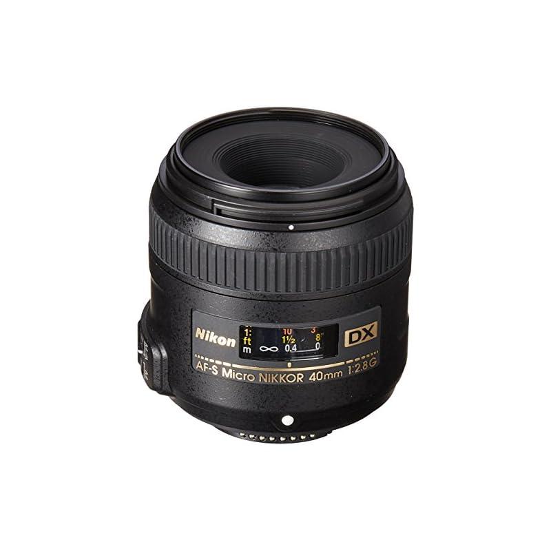 Nikon AF-S DX Micro-NIKKOR 40mm f/2.8G C