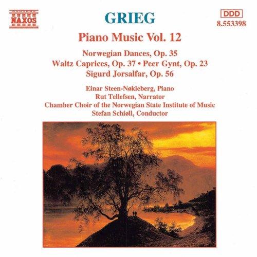 - Grieg: Norwegian Dances, Op. 35 / Peer Gynt, Op. 23 / Waltz Caprices