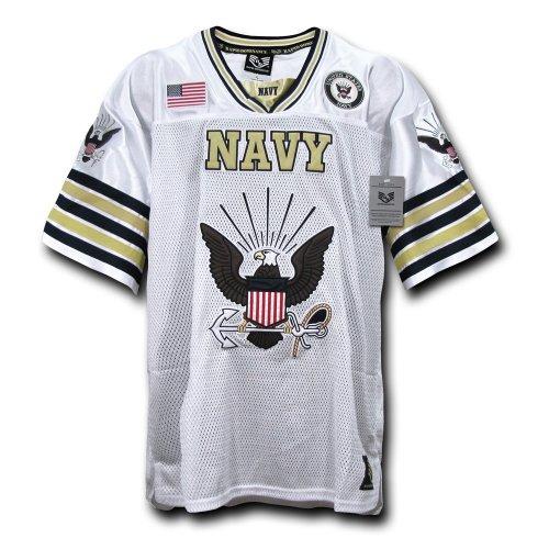 Rapiddominance Football Jersey, Navy/White, (Twill Football Jersey)