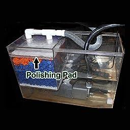 Polishing Filter Pad 100 Micron - Aquarium Prefilter Media - 24\