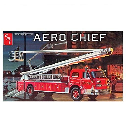 (American Lafrance Aero Chief Fire Truck, 1/25 Scale)