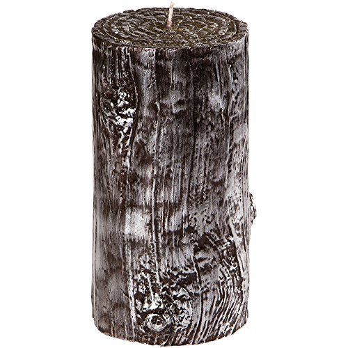 """MADHOUSE by Michael Aram 108492 Pillar Candle, Twig Party Supplies 6"""","""