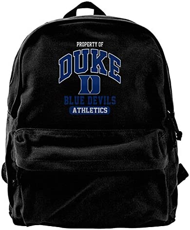 Duke University Duke Blue Devils AthleticsCanvas Backpack Daypack