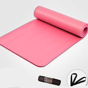 KKCD Estera Antideslizante para Yoga/Thickess Pilates Mat ...