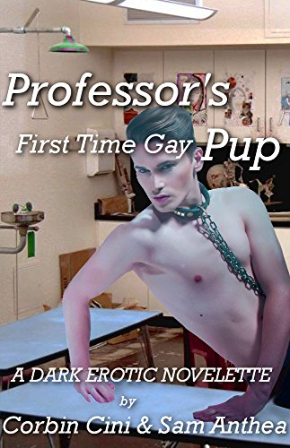 Professor's Pup: First Time Gay - A M/M Professor Student Puppy Play Erotic Novelette