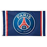 WinCraft Paris St. Germain Logo Flag