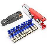 Coax Cable Crimper, Coaxial Compression Tool