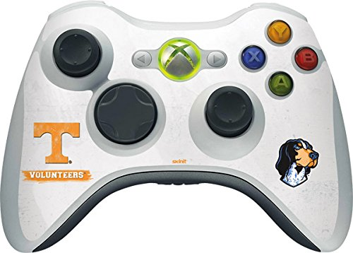University of Tennessee Xbox 360 Wireless Controller Skin – Tennessee Distressed Vinyl Decal Skin For Your Xbox 360 Wireless Controller For Sale