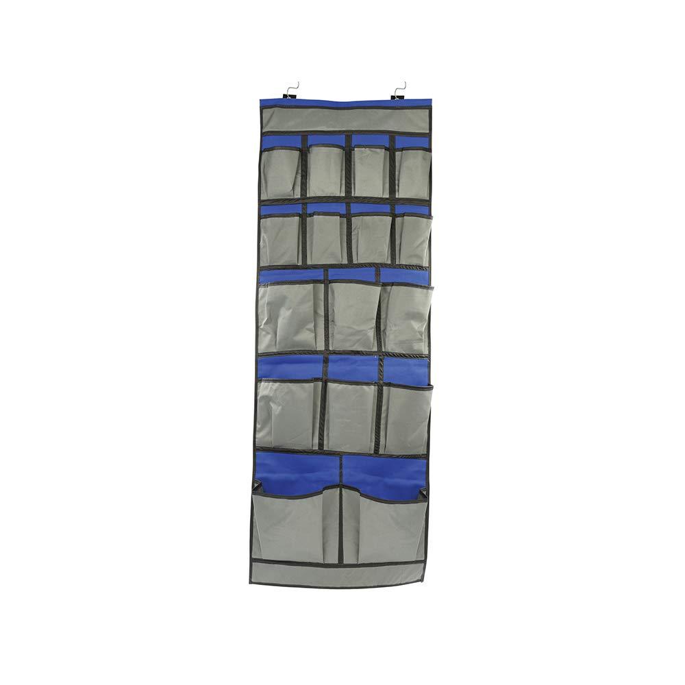 con 16 Scomparti a casa Cartrend 10240 Caravan Dimensioni 47 x 123 cm Camper Borsa pensile per roulotte in Garage Camper