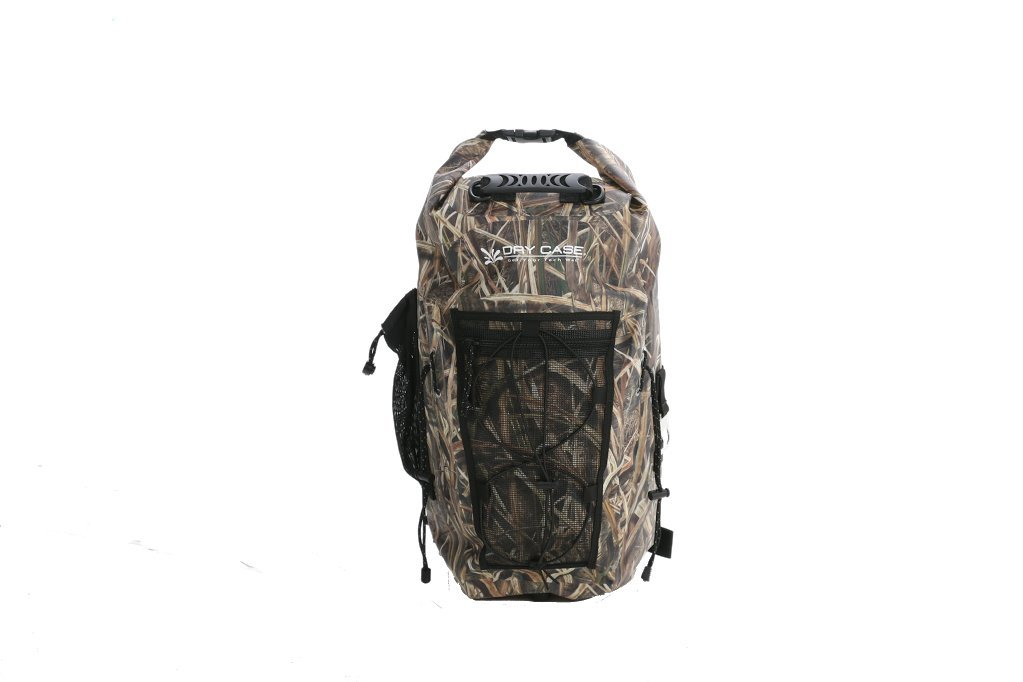 DryCase Waterproof Sport Backpack, 35 L, Camo by Dry CASE