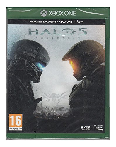 Price comparison product image Halo 5 Guardians Xbox One Brand New