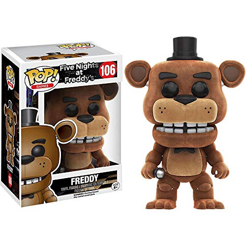 Funko 599386031 - Figura Five Nights at Freddy S - Freddy