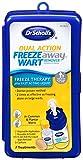 Dr. Scholls Dual Action Freeze Away Fast Acting Liquid for Large Warts - 7 Applicators by Dr. Scholls Bild 2