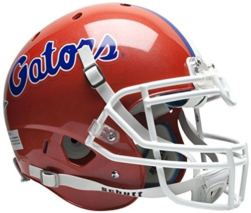Florida Gators NCAA AUTHENTIC AIR XPフルサイズヘルメットby Schutt B0153XWHEA