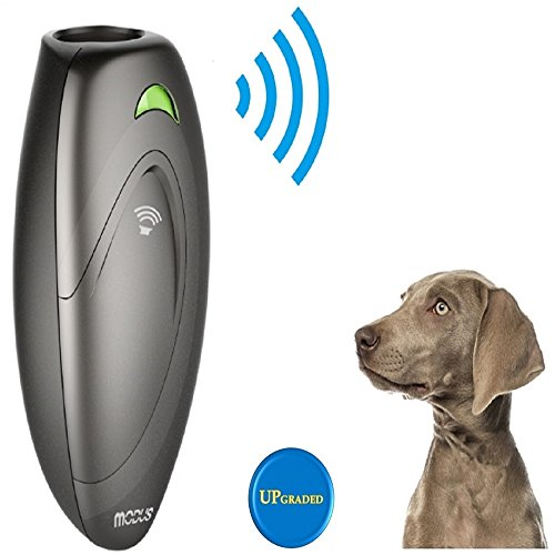BossBee Ultrasonic barking control, Dog bark control, Bark trainer, Anti barking device, Handheld ultrasonic dog bark deterrent with Wrist Strap,No bark devices,Barking dog deterrent,Bark controller by BossBee