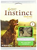 Nature's Variety Instinct Limited Ingredient Diet Biscuit Treats with Lamb Meal and Spinach, 11 Ounce, My Pet Supplies