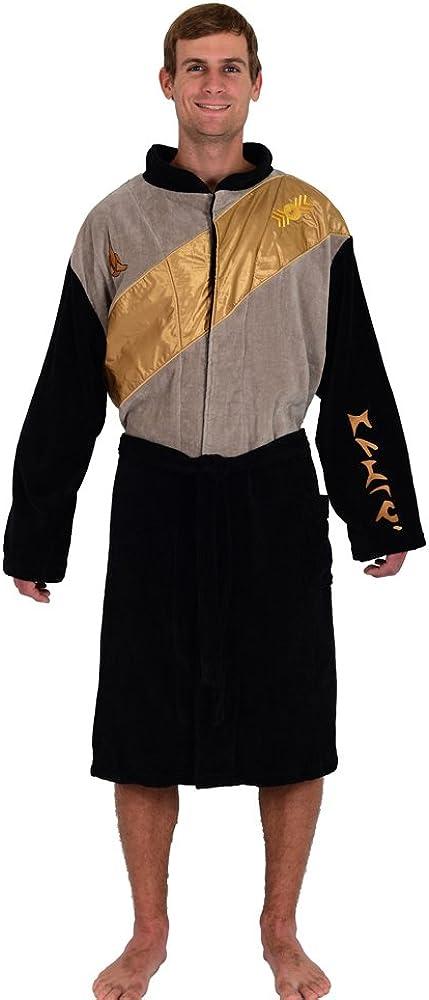 Star Trek Next Generation TNG Klingon Costume Bathrobe: Clothing