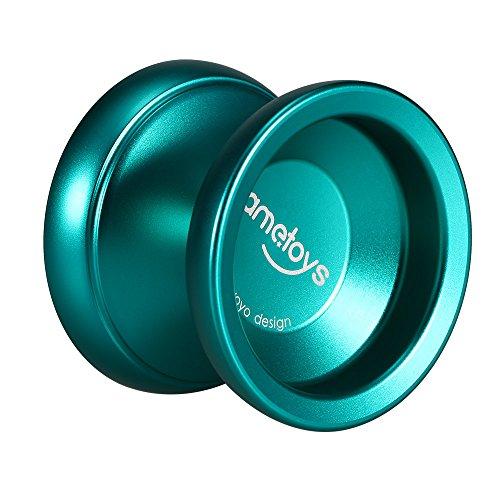 Ametoys Professional Magic Yoyo V4 High speed Unresponsive Yo-yo Aluminum Alloy CNC Lathe KK Bearing with Spinning