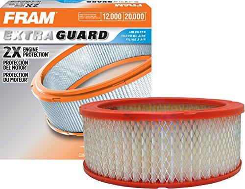 - FRAM CA148 Extra Guard Round Plastisol Air Filter