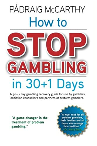 How to give up gambling book short stack strategy poker