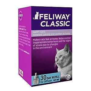 Feliway Classic 30 Day Refill,...