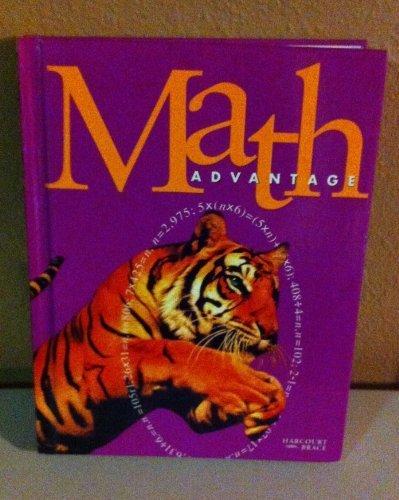 Math Advantage: Middle School, Level 1, Grade 6