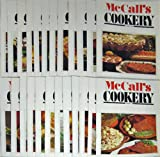 img - for McCall's Cookery - Complete Twenty-Four - 24 - Volume Set (Includes Volumes 1, 2, 3, 4, 5, 6, 7, 8, 9, 10, 11, 12, 13, 14, 15, 16, 17, 18, 19, 20, 21, 22, 23, 24) book / textbook / text book