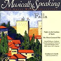Conductor's Guide to Falla's Nights in the Gardens of Spain & The Three-Cornered Hat