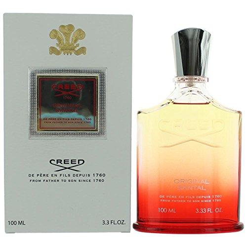 Creed Creed Original Santal for Men 3.3 Oz Eau De Parfum Spray, 3.3 Oz