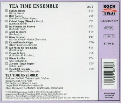 Tea Time Ensemble 2