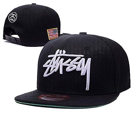 Hip Hop ajustable STUSSY Stock Gorra de béisbol de Lua: Amazon.es ...