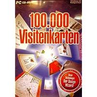 100.000 Visitenkarten