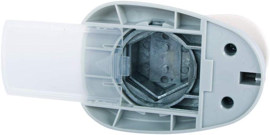 /ø2,54cm, Rayher 69195000 Perforatr fantaisie: Hexagone 1 blister-LS 1pce.