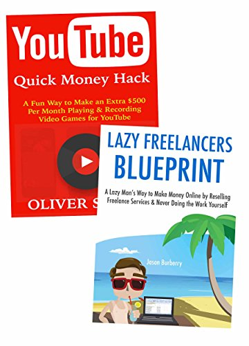 2 Lazy & Unique Ways to Make Extra Money Online : YouTube Games & Reselling Freelance Services