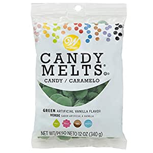 Wilton Dark Green Candy Melts Candy, 12 oz.