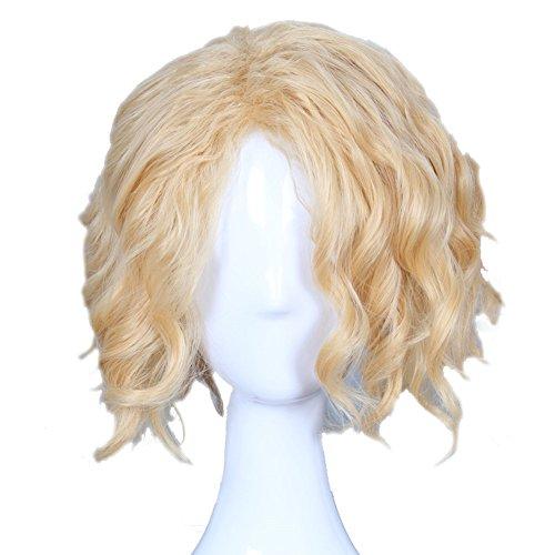 Cassandra Anderson Wig Judge Dread Wig Copslay Pre-styled Wig Hair Coslive]()